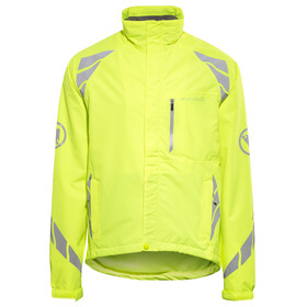 Endura Luminite DL Jacket Men hi-viz yellow/reflective